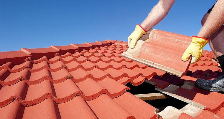 תיקון גגות רעפים - החלפת רעפים